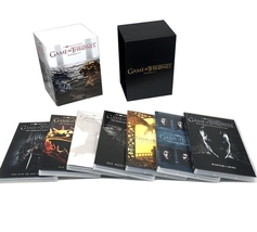 Game of thrones the complete seasons 1 7  dvd  2017 3 thumb200