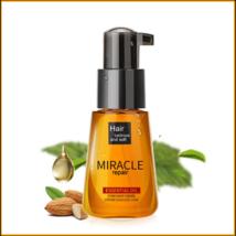 Miracle Hair Oil Professional Hair Repair Essence Moroccan Argan Oil 70 ml