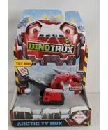 Mattel DinoTrux Arctic Ty Rux Die-Cast Metal   - $19.99