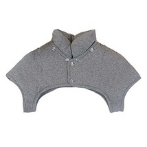 Adult Sleeveless Body Wrap Keep Warm Neck and Shoulder Warmer Grey - $21.51
