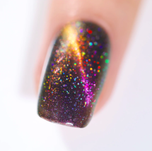 HOLOGRAPHIC 3D MAGNETIC SERIES Glitter Varnish Magnet Nail Art Lacquer image 13