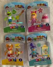 Disney Junior Muppet Babies Fozzie Miss Piggy Kermit Penguin Complete Target Set - $29.69