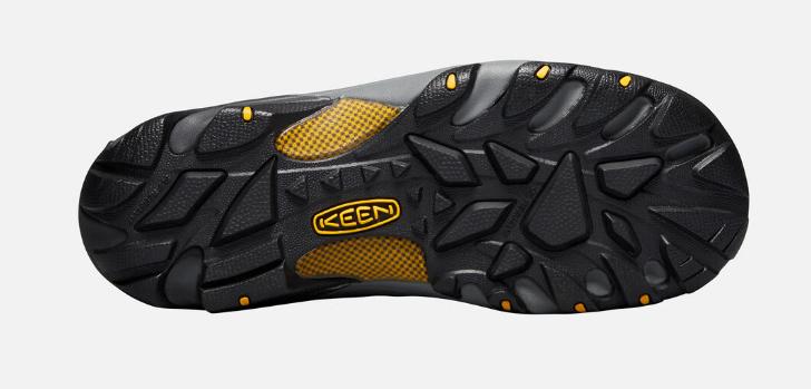 Keen Boulder Bas Taille US 11.5 M (D) Eu 45 Homme Wp Acier Orteil Travail Shoes image 5
