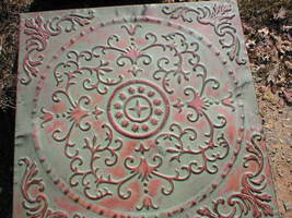 "Giant 22x22x3"" Celtic Knot Mold Makes Concrete Stepping Stone or a Thinner Tile  image 3"