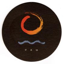 Cardboard Coaster (1)Collectible Man Cave/Craft e a u - $3.13