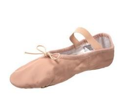 Bloch Little Girls Dance Dansoft Full Ballet Slipper Pink 7.5D NWT - $11.29