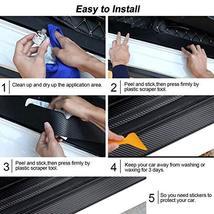 For Dodge DART Door Threshold Plate Door Entry Guard Door Sills Door Sill Scuff  image 4