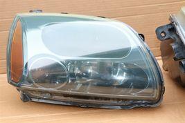 04-09 Mitsubish Galant Ralliart Projector Headlight Lamps Set L&R image 8