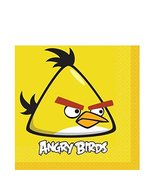 American Greetings Angry Birds Lunch Napkins, 16-Count - $6.85