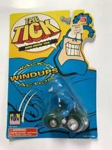 1995 Bandai The Tick Wacky Windups Action Hard Drivin'  - $14.70