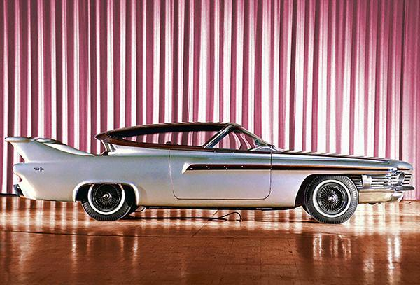 Primary image for 1961 Chrysler Turboflite Concept Car - Promotional Photo Poster