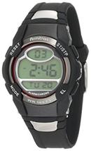 NWOT Armitron Sport Unisex 45/6975BLK Chronograph Black Digital Watch - $17.81