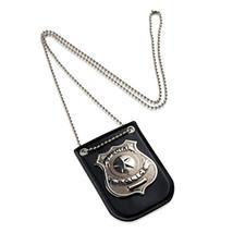Dress Up America Halloween Costume Accessory Pretend Play Police Badge - $25.48
