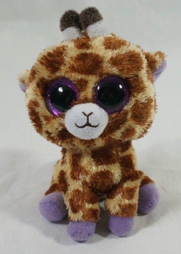 bb41ff07f68 TY Beanie Boo Buddy Glitter Eyes Safari and 50 similar items. 57