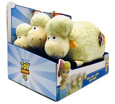 Toy Story Bo Peep Sheep Billy Goat & Gruff Plush with Sounds Disney Pixa... - $18.99