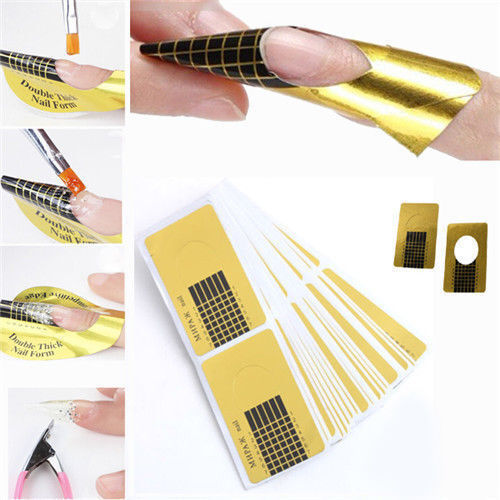 Nail Art Acrylic UV Gel Pens Dotting Painting Set Design 54pcs image 9