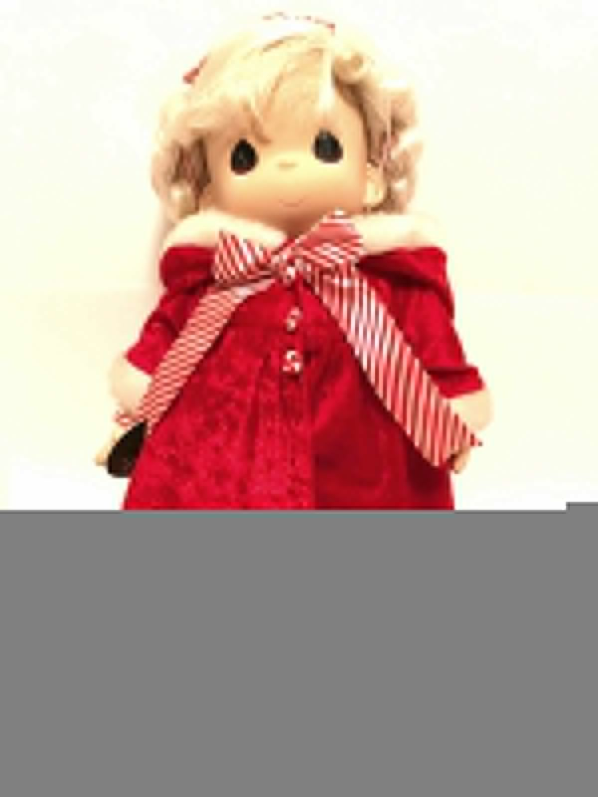 Precious Moments CANDY Doll Christmas Classic 1208 Limited Ed. 16 inches Tall