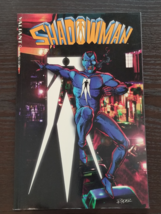 Shadowman Softcover Graphic Novel - $5.00