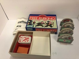 Feed The Meter Free Parking Board Game Parker Brothers Monopoly 1988 Complete - $9.89