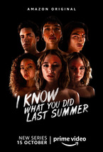 I Know What You Did Last Summer Poster 2021 TV Series Art Print Size 24x... - $10.90+
