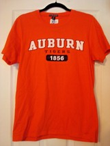Ncaa Auburn Tigers Boy's Orange Cotton T-SHIRT New - $12.75