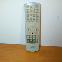Toshiba WC-FN2 TV/VCR/DVD Combo Remote MW20FN1 MW20FN3 MW24FM3 MW27FN1 M... - $12.38