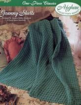 Crochet Pattern - Granny Shells - The Needlecraft Shop - One-Piece Classics - $2.25
