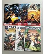 Lot of 11 New Avengers (2012) #22-29 New Avengers (2014) #17 18 21 VF Ve... - $27.72
