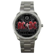 Sport Metal Unisex Watch Highest Quality AC/DC - $23.99