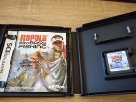 Nintendo DS Rapala Pro Bass Fishing image 2
