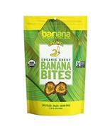 Barnana Organic Chewy Banana Bites - Original - 3.5 Ounce - Delicious Ba... - $3.88