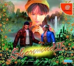 Dreamcast, Sega Shenmue 2 Limited Edition, japan game Import JP - $122.52