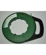 "Greenlee 539-100 Flex-O-Twist Steel Fish Tape 3/16"" X 100 Ft 78-3310-34002 - $106.69"