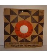 """Steve Lawrence 45 RPM 7"""" Columbia Vinyl Record Go Away Little Girl Good ... - $15.18"""