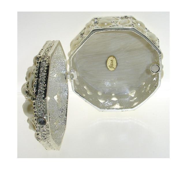 Vintage Jere Wedding Trinket Box