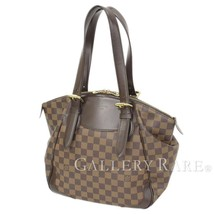 LOUIS VUITTON Verona MM Damier Ebene N41118 Handbag France Authentic 5218967 - $918.37