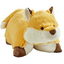 "Pillow Pets Original, Wild Fox, 18"" Stuffed Animal Plush Toy - $19.44"