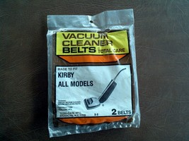 GENUINE KIRBY VACUUM CLEANER BELTS BANDS B-8 ( 2 BELTS ) - $13.86