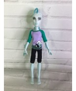 Mattel Gillington Gil Weber River Monster High Male Boy Doll With Outfit... - $19.79
