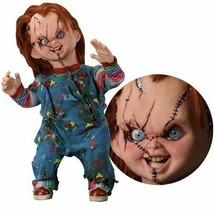 NECA life size Childs Play Talking Bride of Chucky Good Guy Doll  - $575.04