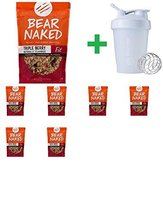 Bear Naked Fit Triple Berry Crunch Granola, 12 oz (7 Pcs) + Assorted Sun... - $64.85
