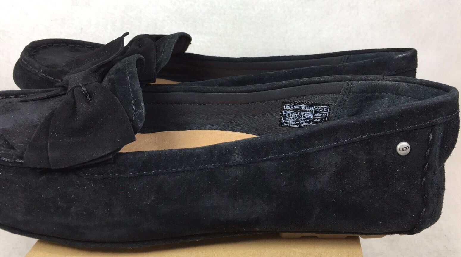 8fb2c51aed8 UGG Australia Lilliana Fixed Bow Suede Flats and 50 similar items
