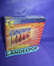 Karaoke Party Country Hits CD Music Set Sealed - $19.79