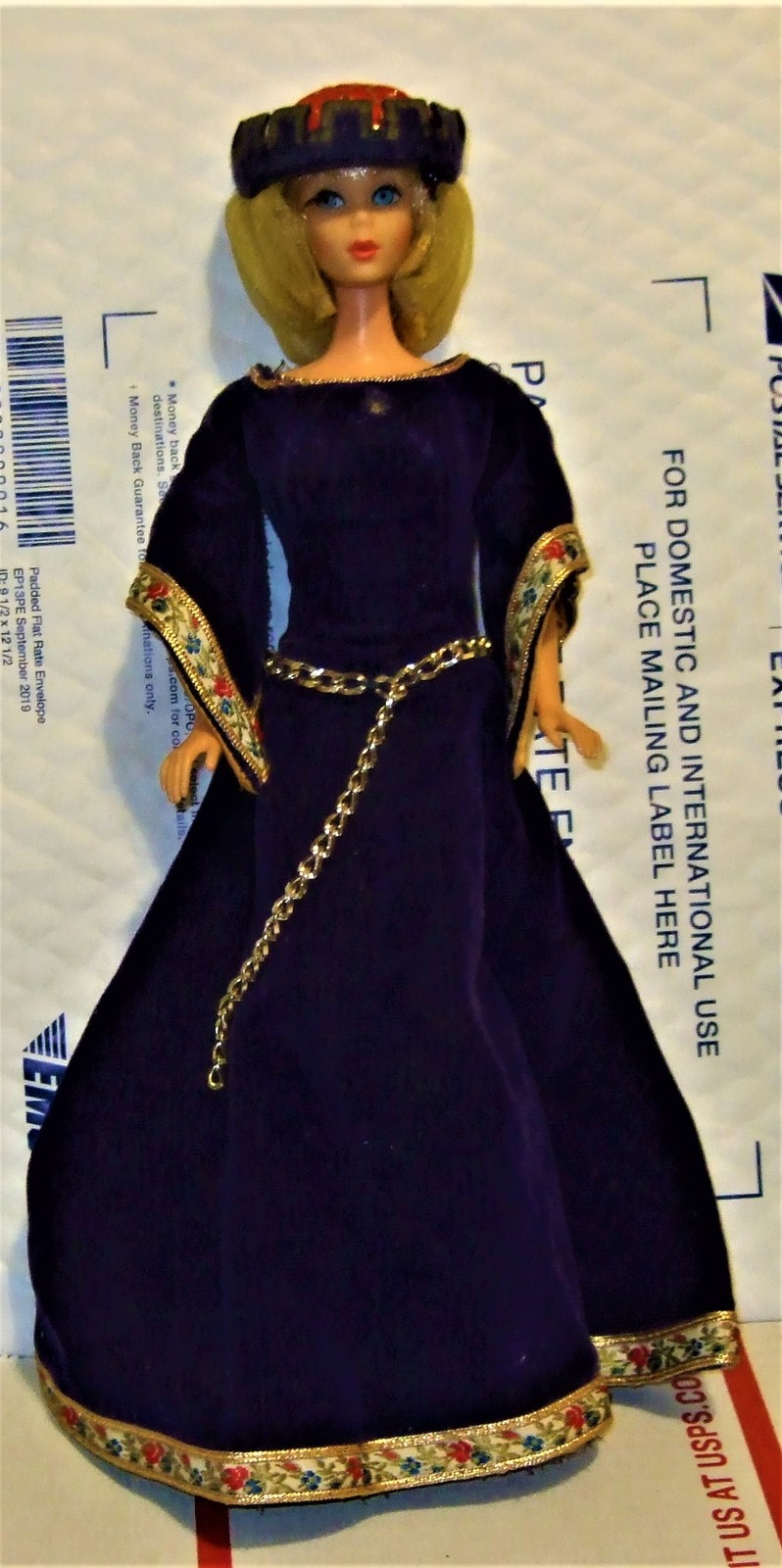 Primary image for Vintage Barbie Doll 1964 Guinevere Fashion #0873