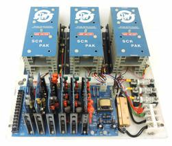 KOLLMORGEN TPA-3480-06 SERVO DRIVE AMPLIFIER SCR, INLAND MOTOR DIVISION TPA3480