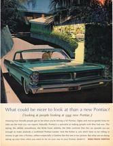 Vintage 1963 Magazine Ad Pontiac How Friendly People Get When You Drive Pontiac - $5.93