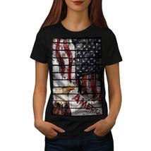 American Eagle Flag USA Shirt Eagle Flag Women T-shirt - $12.99