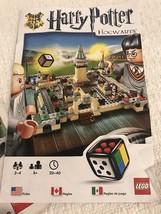 LEGO Harry Potter Hogwarts Game#3862 NOT COMPLETE FOR PARTS Building Man... - $19.95