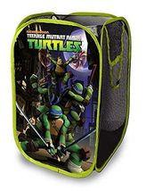 Nickelodeon Teenage Mutant Ninja Turtles Pop Up Hamper - $13.90
