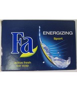 Fa Sport Energizing Bar of Soap -1 ct - - $2.62
